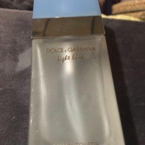 Dolce & Gabbana light blue .84 fl oz